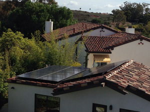 Buckley Residence Solar Installation