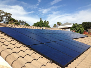 Christy Residence Solar Installation