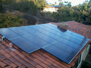 Golden Residence Solar Installation