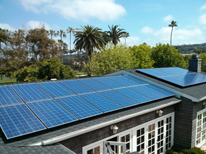 Moses Residence Solar Installation