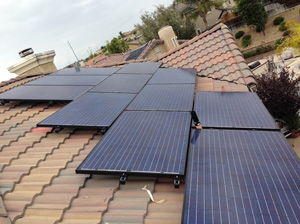 Wood Residence Solar Installation