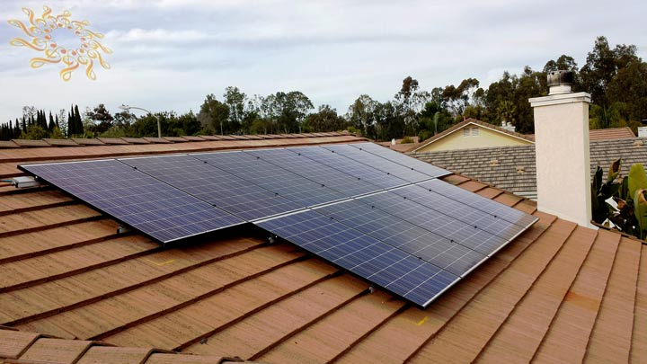 Chow Residence Solar Installation