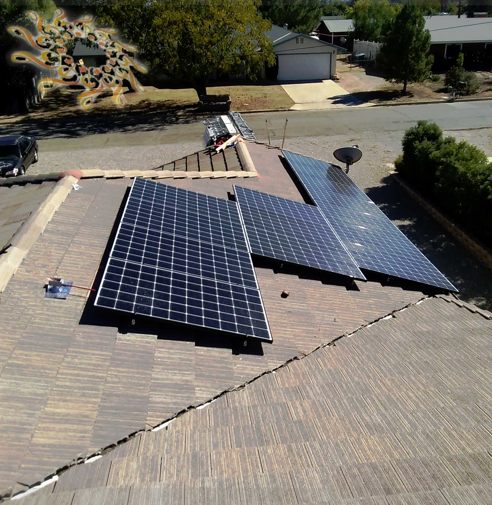 She Said I Want The Best Solar Panels Installed By The